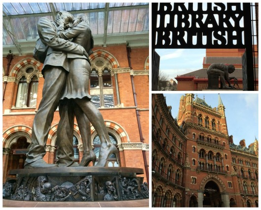 St Pancras Collage