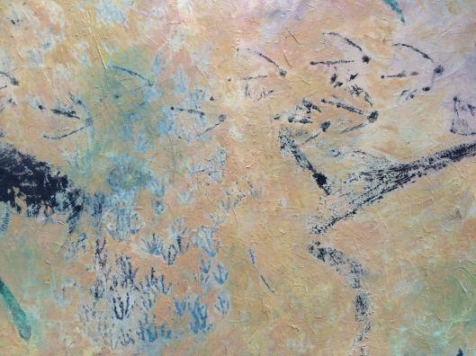 Emu and Swan art