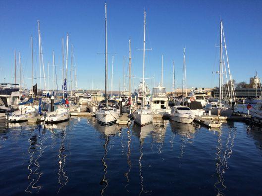 H harbour