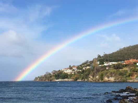 H rainbow