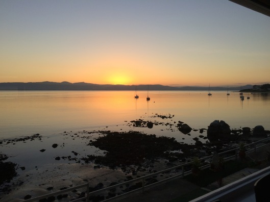 H sunrise
