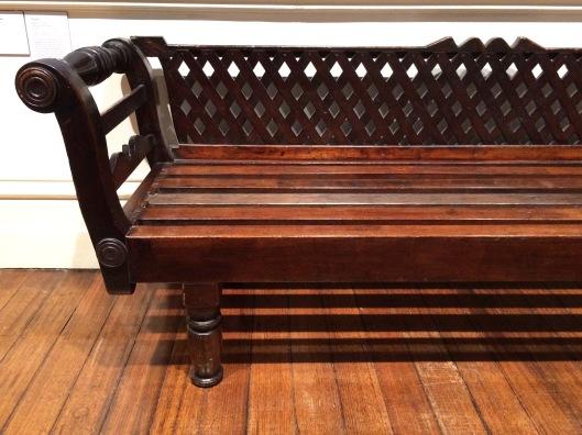 bench 12 antique