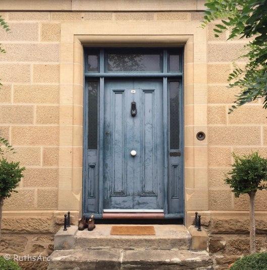 Door boot 1