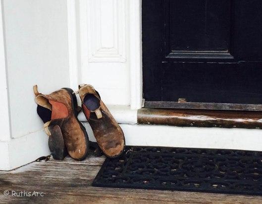Door boot 4