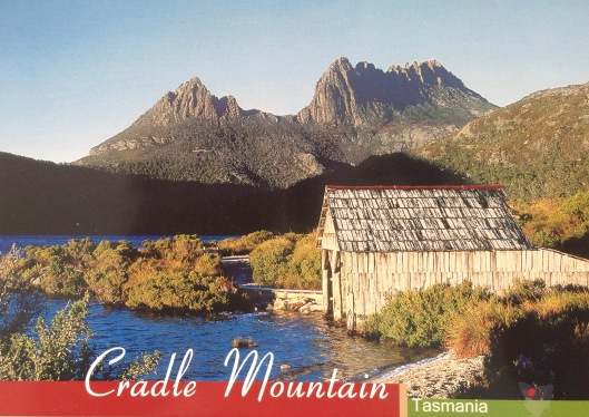 P small Cradle Mountain hut