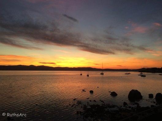 April sunrise 1