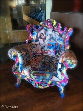 C chair