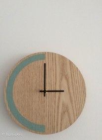 C clock
