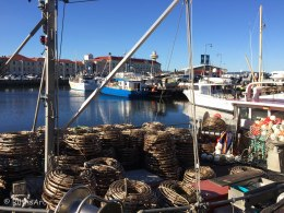 H fishing boat