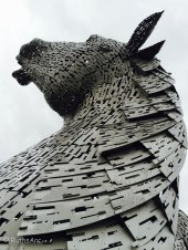 Falkirk Kelpies, Scotland