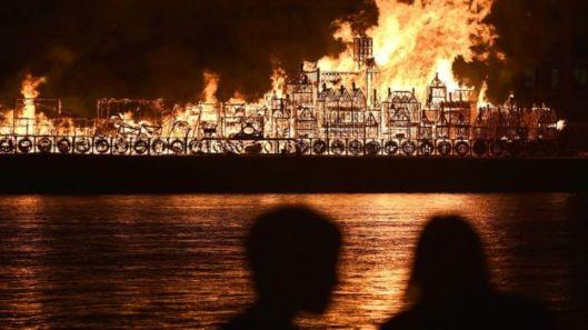 London burning 1