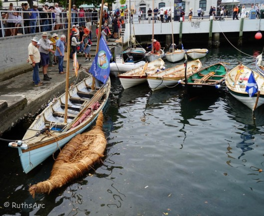 Wooden Boat Festival Ruthsarc