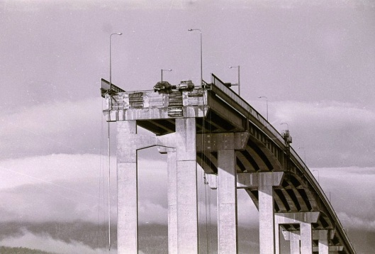 The Tasman Bridge Disaster occurred in Hobart, Tasmania (Australia) on January 5th, 1975